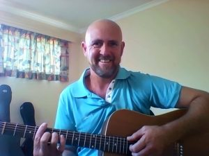 Chris Kleiberg Peregian Beach Guitar Teacher